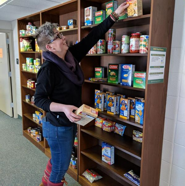 NMU Food Pantry photo