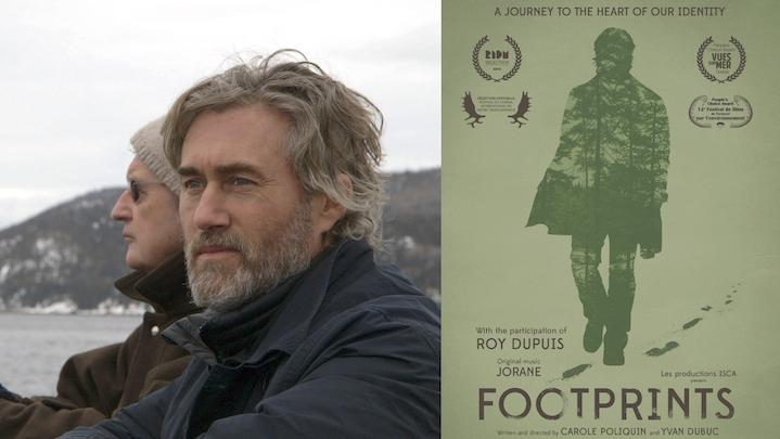 Among the programs available for streaming is 'L'empreinte (Footprints),' in which renowned actor Roy Dupuis dives into Quebec's history and collective identity. NMU's Beaumier U.P. Heritage Center is teaming with WNMU-TV to bring locally relevant documentaries to viewers at 9 p.m. ET on the last Friday of each month. 'L'empreinte' premiered in September, but is being streamed through Oct. 28.
