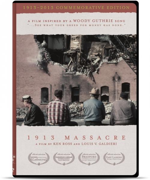 Cover of the DVD marking the 100th anniversary of the tragedy
