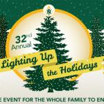 Lighting Up the Holidays logo
