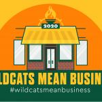 #WildcatsMeanBusiness logo