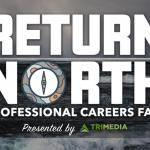 Return North banner