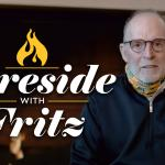 Fireside with Fritz graphic